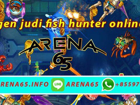 agen judi fish hunter online