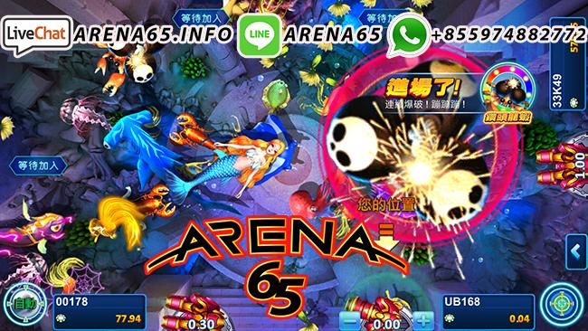 Permainan Game Tembak Ikan Android Terbaik