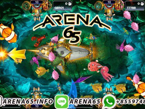Game Tembak Ikan Menghasilkan Uang Asli