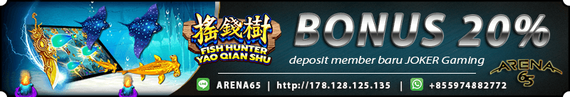Agen Judi Casino Online Joker123 Terbaru 2020