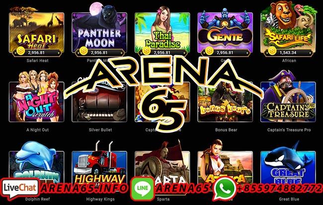 Bermain Game Slot Online Terbaru 2020