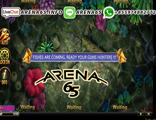 Link Terbaru Tembak ikan Joker3999